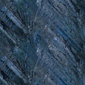 LARGE BUSH BARK AND HERBS steel blue PSMGE