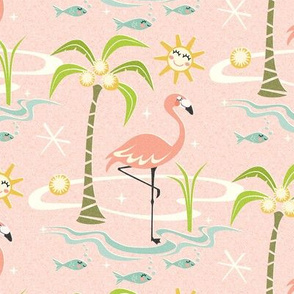 Happy Tropics - Peachy