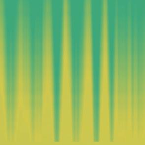 Tie dye green yellow