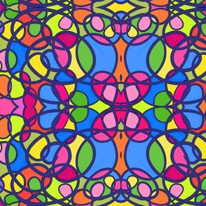 Mini Circular Abstract