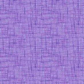 barkcloth in purple