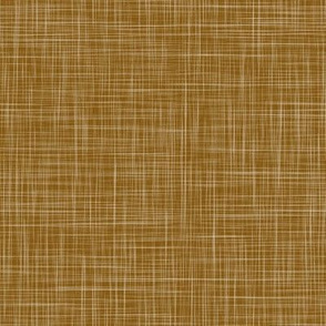 Linen - Copper (Couched Diamonds)