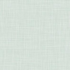 Linen - Light Aqua (Couched Diamonds)