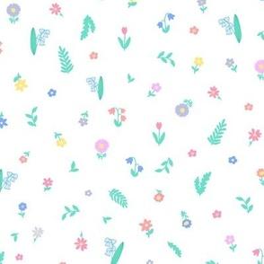 Sweet Flowers Toss