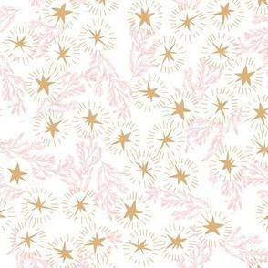 Star burst (pink) MED