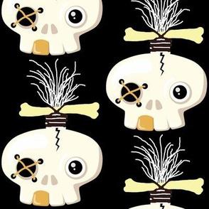 zombie skull 1