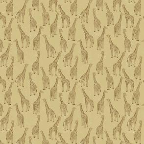 Safari Giraffes by ArtfulFreddy