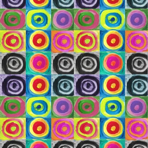 Kandinsky Circles Small