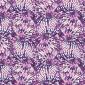 Pink Tie Dye Swirls (medium)