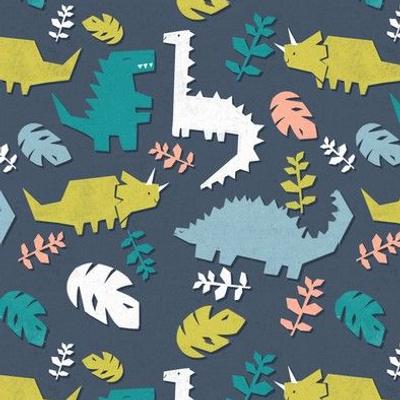 Papercut Dinosaurs