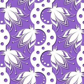 Flores Chartam (violet)