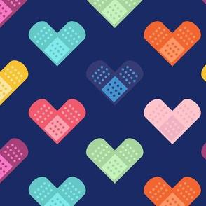 Bandage Hearts