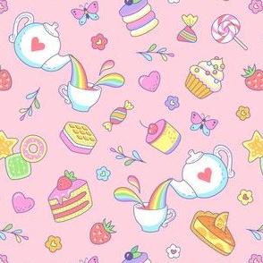 unicorn cafe sweet