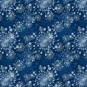 Dandelion Classic Blue Small