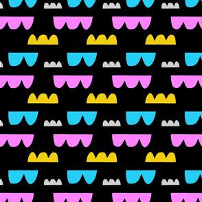Papercut shapes kids