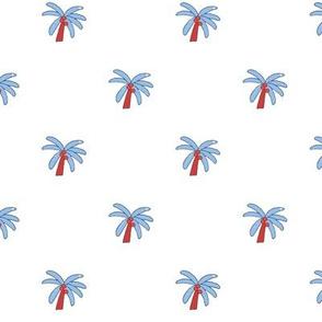 Playmat co-ordinate- Palms