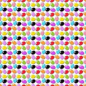 paper jelly beans 3x3