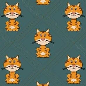 Tiger - Line Art