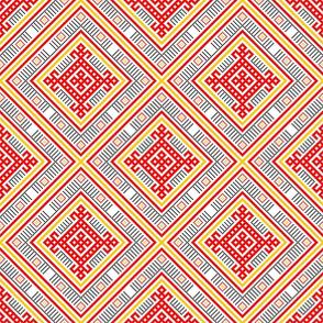 Lada - Bereginya - Rozhanitsa - Slavic Pagan Symbol #2 Middle Scale