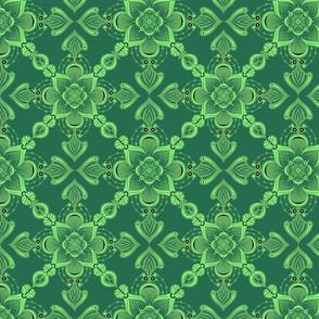 Green Tile 5