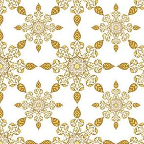 Leafy Tile 301