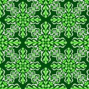 Green Tile 4
