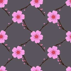 Cherry Blossom Grids