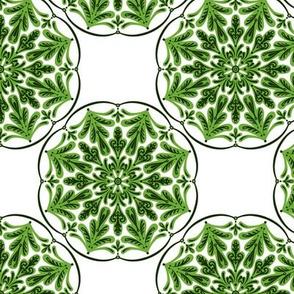 Green Tile 2