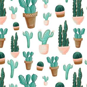 whimsical Cacti