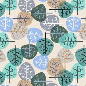 papercut forest