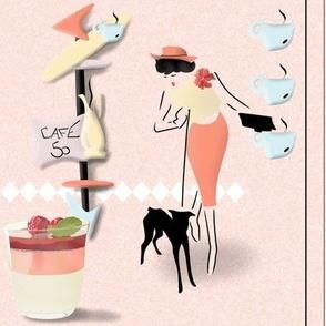 Cafe50 - Peach Melba