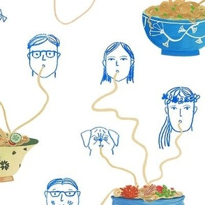 Noodle Eaters