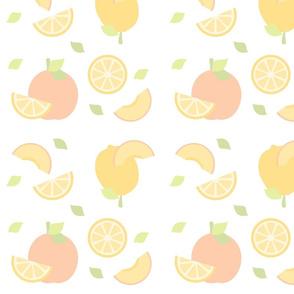 Peaches _ Lemons