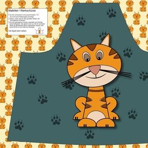 Tiger for Linen Cotton Canvas