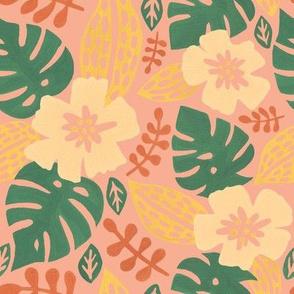tropical papercut