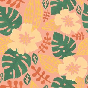 tropical papercut (bigger scale)