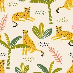 Papercut Cheetahs 8x8