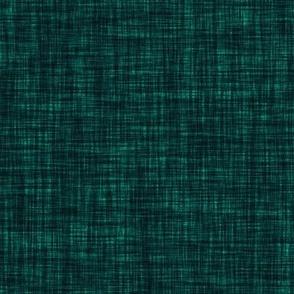 dark emerald linen