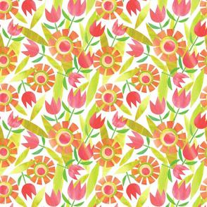 spring cut floral