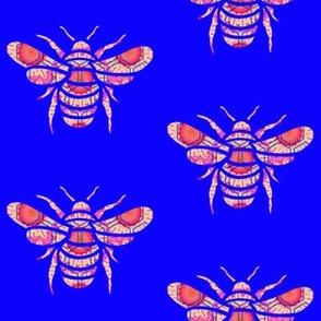 Papercut Napkins - Bee  Your Queen Self