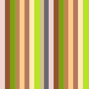 Safari Animals Stripe