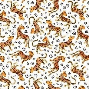 Orange Tigers