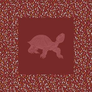 Spiral Turtle Panel
