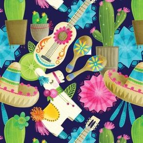 Mexican Fiesta Pattern 1
