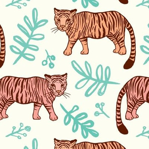 Tiger Tales (color and smaller scale)