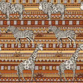 African animal wallpaper 2