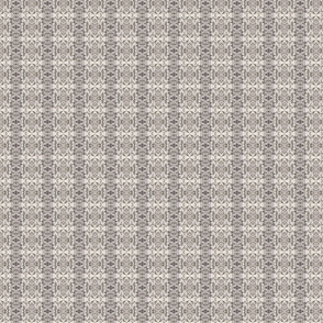 ✔︎French Gray -Optical Lace 1