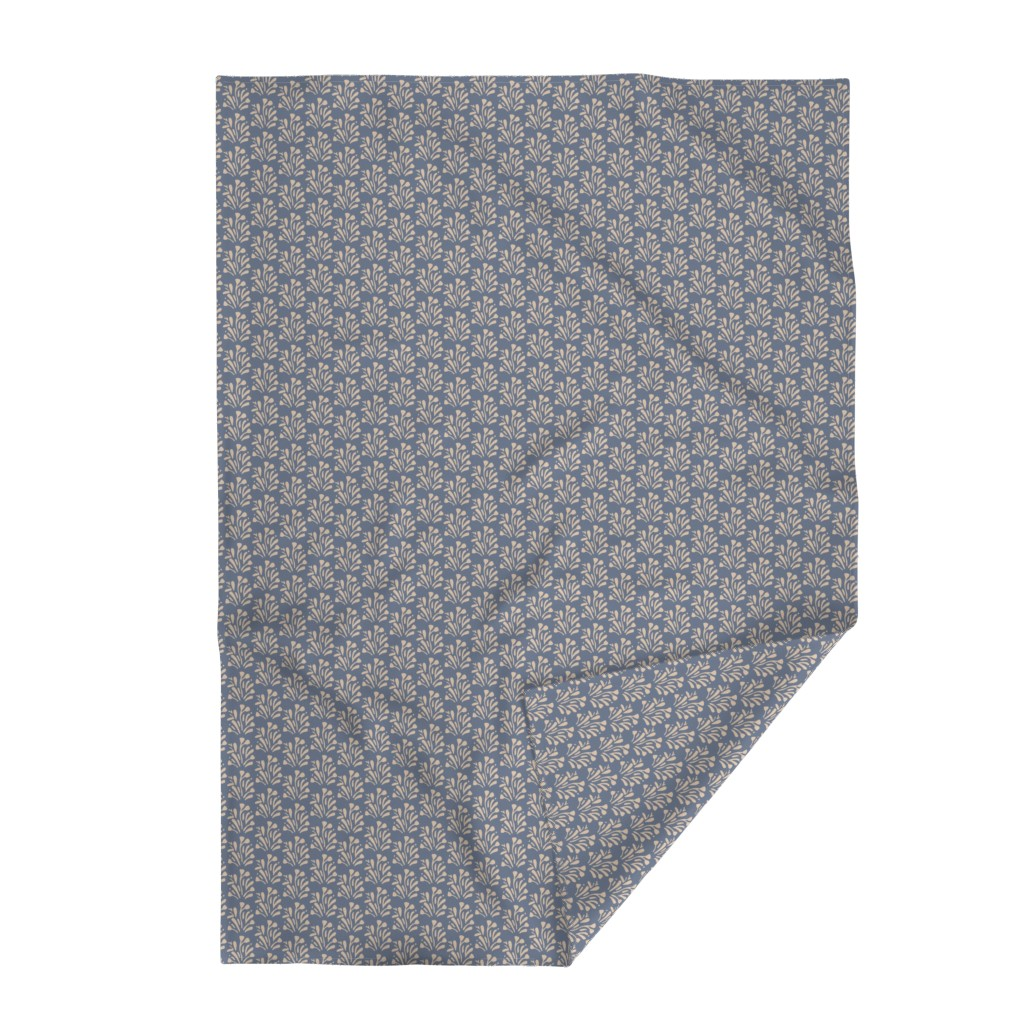 Lakenvelder Throw Blanket featuring Stems by jillianhelvey