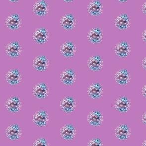 Coronavirus Shutter - Lavender