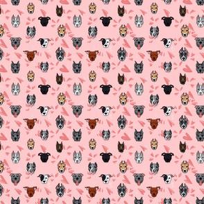 Pibble Love (pink)